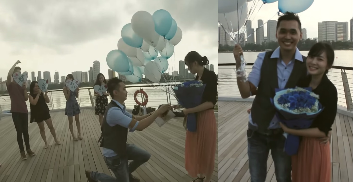 The MOST Beautiful Proposal Today On INTERNET, likelovequotes.com ,Like Love Quotes