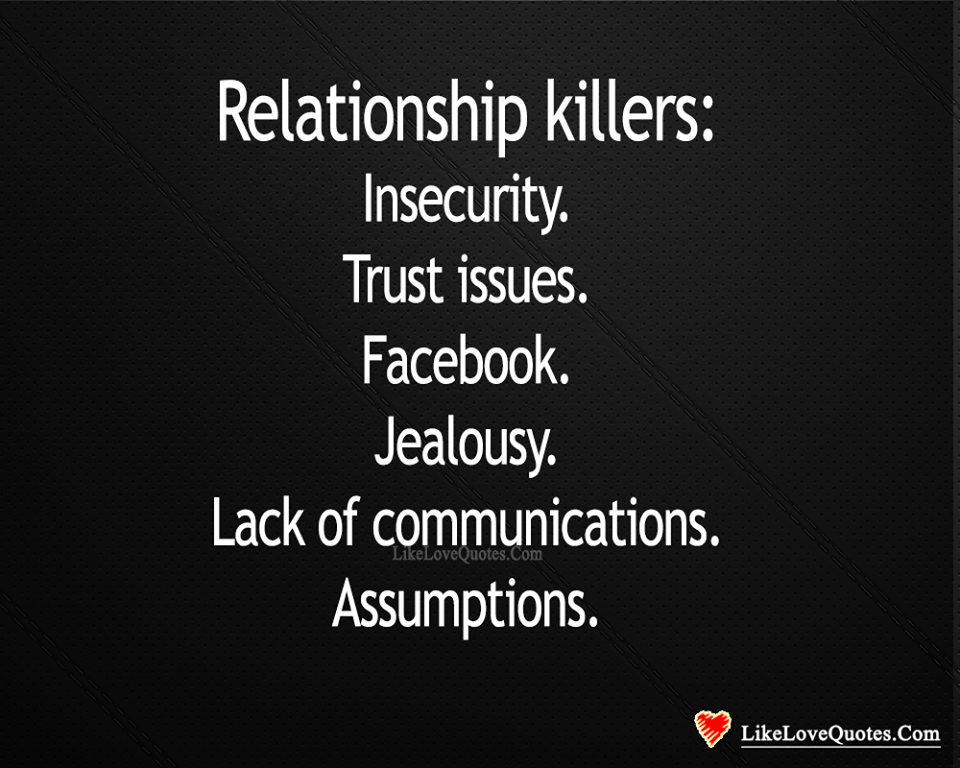 Relationship Killer - Lack of Communication-likelovequotes, likelovequotes.com ,Like Love Quotes