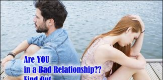 Are YOU in a Bad Relationship -likelovequotes