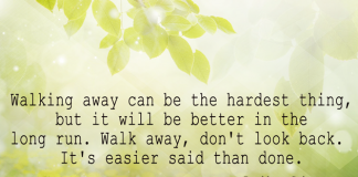 Anyone can Run Away from Problems, it's Super Easy, likelovequotes.com ,Like Love Quotes