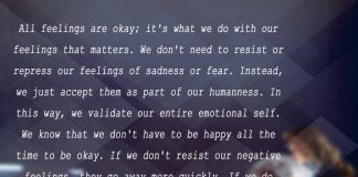 If We don't Resist our Negative Feelings, likelovequotes.com ,Like Love Quotes