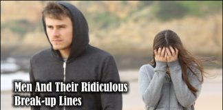 Men And Their Ridiculous Break-up Lines -likelovequotes