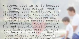 Whatever Good in Me is because of You, likelovequotes.com ,Like Love Quotes