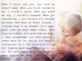 Each Time We Cuddle and Each Time We Kiss, likelovequotes.com ,Like Love Quotes