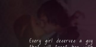 Every Girl Deserves a Guy