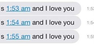Click Here-16 Super Romantic Texts To Impress That Girl