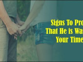 Signs To Prove That He is Wasting Your Time -likelovequotes