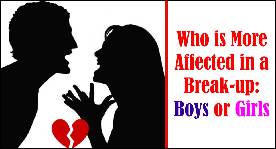 Who is More Affected in a Break-up: Boys or Girls-likelovequotes