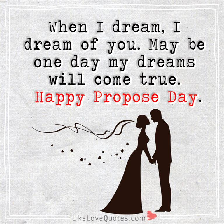 One Day My Dream Will Come True Likelovequotes