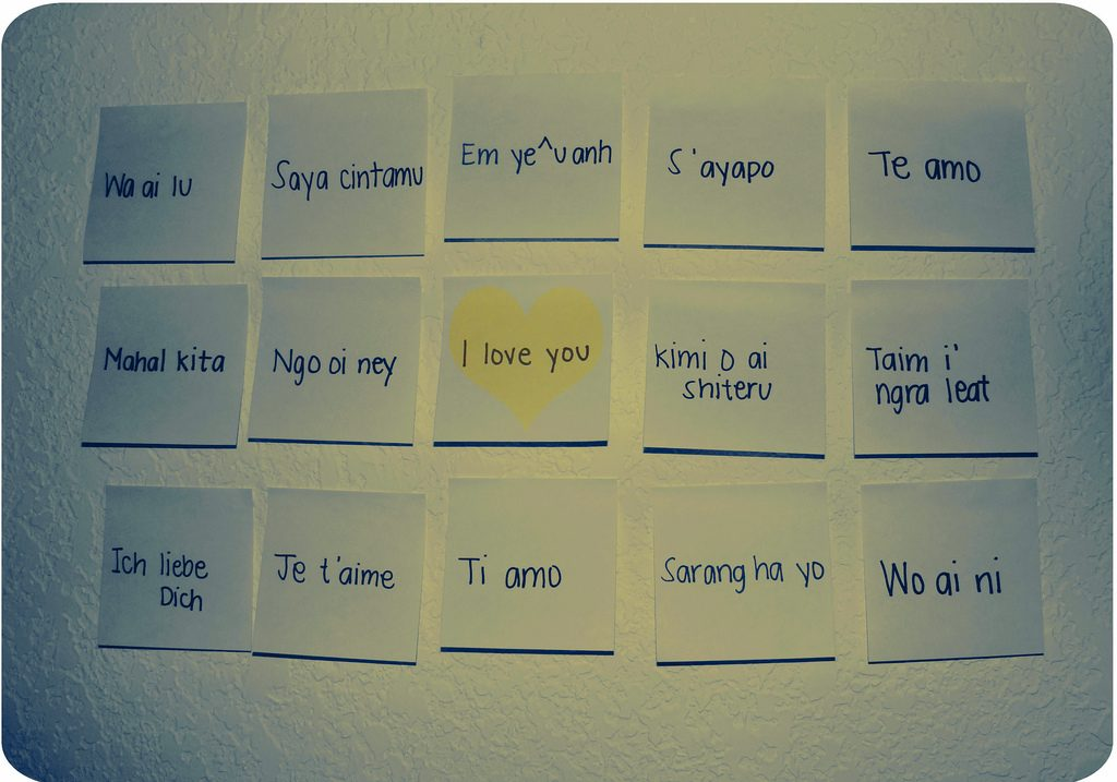 Cute And Awesome Ways To Say I Love You with a Text -likelovequotes