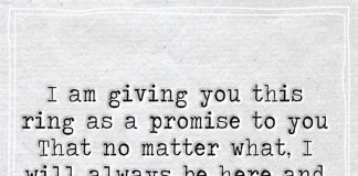 I am Giving You This Ring As A Promise-likelovequotes