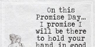 On This Promise Day, I Promise You-likelovequotes