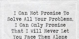 Promise To Solve All Your Problems -likelovequotes