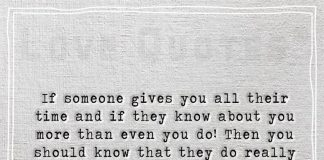 Because they don't wanna lose you-likelovequotes.com