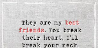 They are my best friends -likelovequotes.com