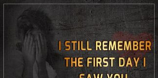I Still Remember The First Day -likelovequotes