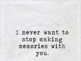 Stop Making Memories With You-likelovequotes