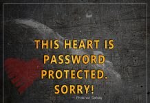This heart is password protected -likelovequotes