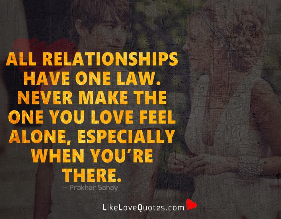 All Relationships Ha