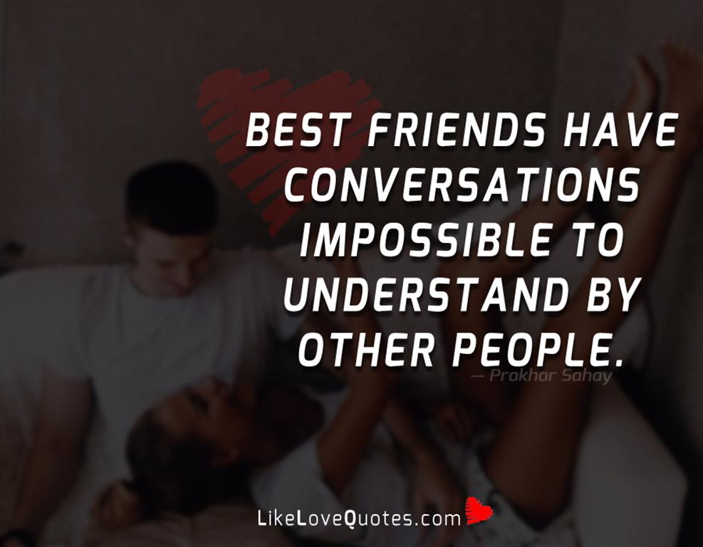 Conversations Impossible To Understand-likelovequotes