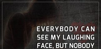 Everybody Can See My Laughing Face -likelovequotes