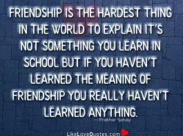Hardest Thing In The World To Explain-likelovequotes