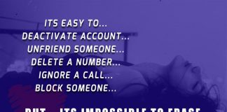 Its Impossible To Erase Someone From-likelovequotes