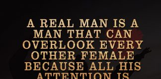 Man That Can Overlook Every Other Female-likelovequotes