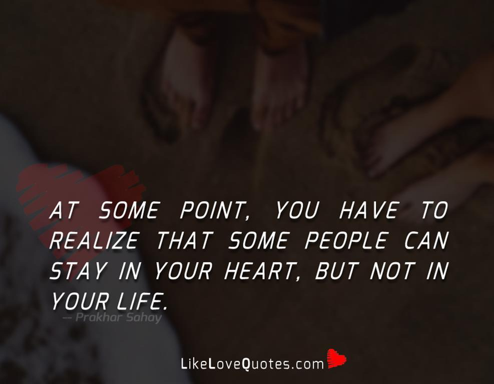 At Some Point, You Have To Realize That-likelovequotes