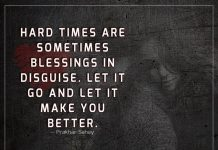 Hard Times Are Sometimes Blessings -likelovequotes