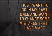 Want To Change Some Mistakes -likelovequotes