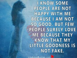But Few People Surely Love Me Because-likelovequotes