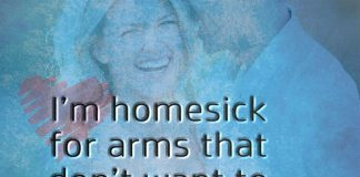 I'm Homesick For Arms That-likelovequotes